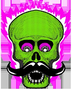 flaming-hipster-mustache-skull-mid