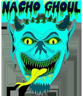 Nacho Ghoul T Shirt!