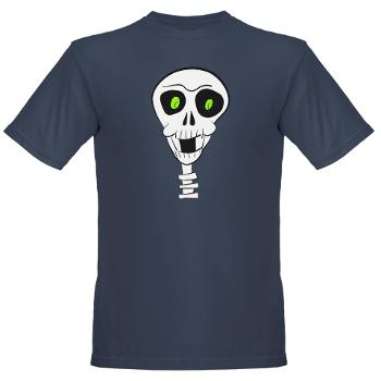 Skelebones the Skeleton!