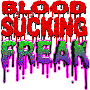 Halloween T Shirts – Blood Sucking Freak!
