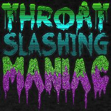 Halloween T Shirt – Throat Slashing Maniac