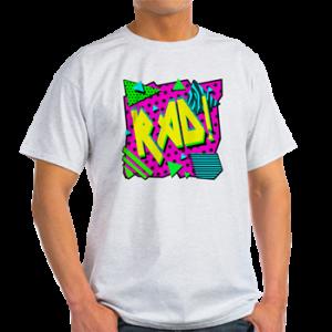 rad 80s shirt