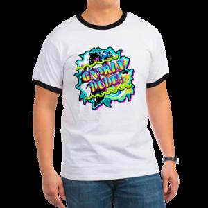 gnarly dude shirt