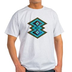 hipster navajo geometric pattern shirt