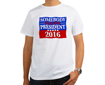Somebody Else for President 2016!